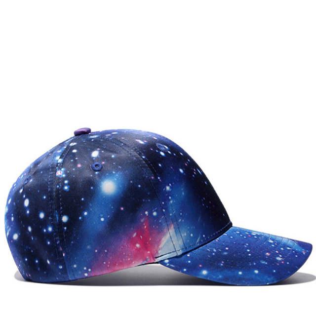 8be63d19e0a placeholder New 3D Print Galaxy Unisex Baseball Cap Men Snapback Hats  Holiday Leisure gorras de beisbol Hip