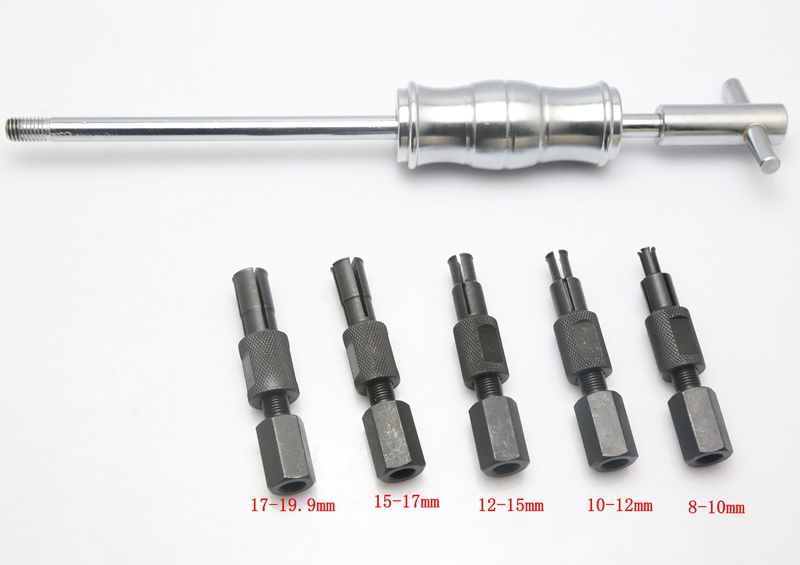Cycle Bearing Extract Puller  Set For Wheels/Hub Bearing Remove