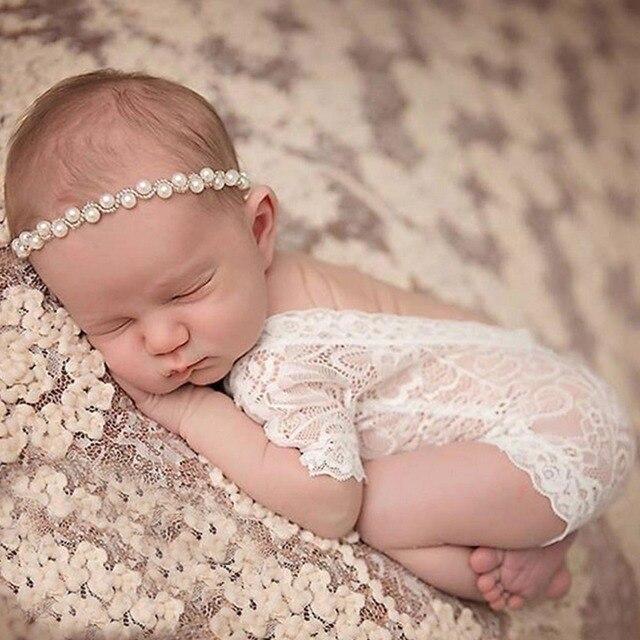 Pasgeboren Baby Meisjes Kleding Wrap Doek Foto Fotografie