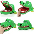 TOFOCO Hot Mouth Tooth Alligator Kids Toys Biting Hand Crocodile Teeth Toy Roulette Game Family Tricks Practical Jokes Fun Gifts