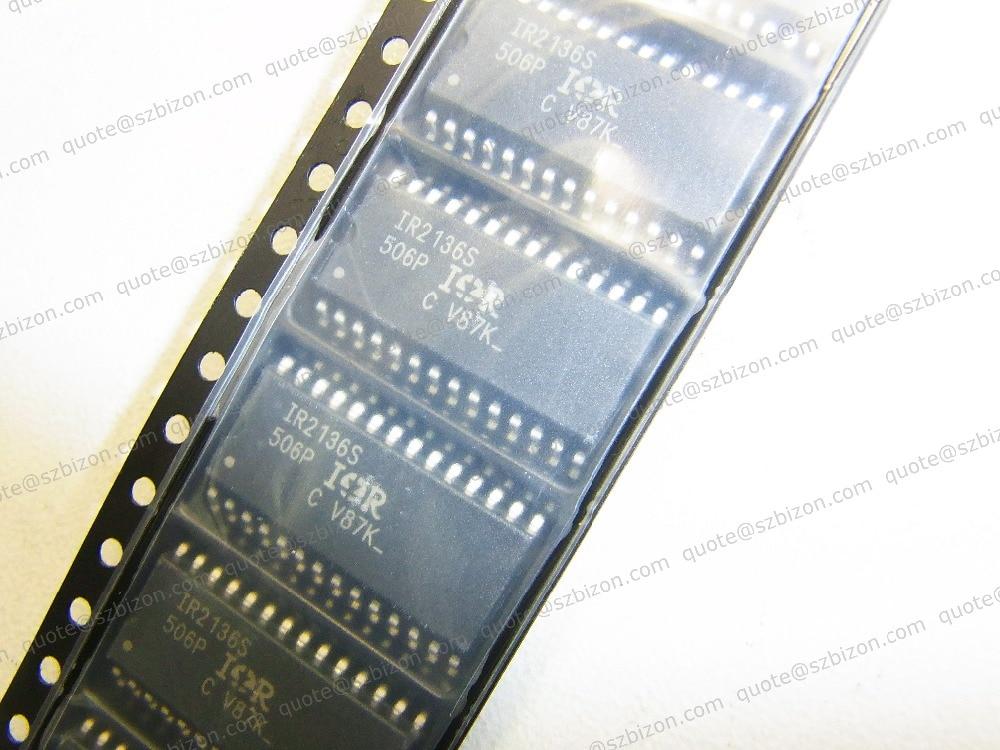 Have An Inquiring Mind Fast & Free Shipping 10pcs/lot Ir2136 Ir2136s Ir2136j Ir2136jtrpbf Ir2136strpbf Ic Sop28 Plcc32