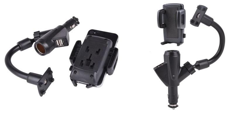 универсальный двойной порт USB на 2 автомобиля зарядное устройство стоять свидание для 8x7 клеток для iPhone 6S 6 плюс для samsung галактики С8 С8 + С7 С6 края примечание 5 8 # ф22