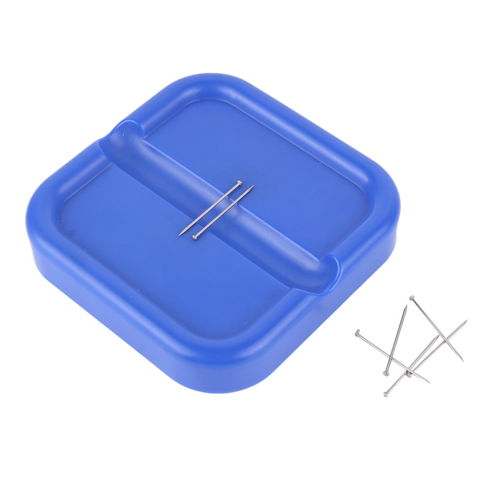 Hot Sale Magnetic Box Sewing Needles Storage Pins Case Knitting Tool For Needlework DIY Cross Stitch Easy Sewing @Q