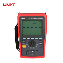 UNI-T UT620B Hi-Accuracy 0.25% Kelvin Four-Wire DC Low Resistance Wire Length Tester Micro Ohm Meter Min. Resolution 1u Ohm USB