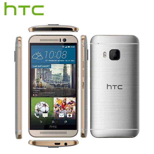T-Mobile Version HTC One M9 4G LTE Mobile Phone Octa Core 3GB RAM 32GB ROM 5.0inch 1920x1080 Rear Camera 20MP 2840 mAh CellPhone