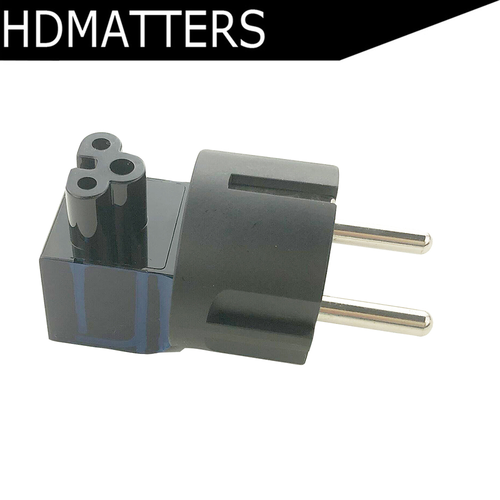 For HP Duckhead Power Plug Adapter ASSY C5 3-pin Duckhead Korea EU 846250-009