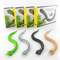 4 Colors Egg Shape Remote Controller Snake Toys For Kids Gift Electrical Jokes Tricks RC Novelty Funny Toy
