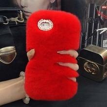 Подлинная Настоящее Рекс Кролика Волосы Мех коке Fundas Чехол Для Huawei P9 P10 плюс Lite Lite 2017 P7 P8 GX8 G8 G7 Mate 9 diamond Pro капа