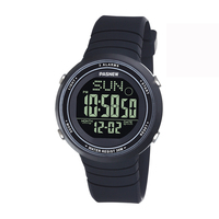 PASNEW New Digital Watch for Boy and Girl with silicon band PSE 445G
