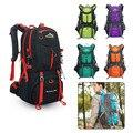 50L легкий спортивный рюкзак для альпинизма  водонепроницаемый женский рюкзак для путешествий  свободный рыцарь  для отдыха на открытом возд...
