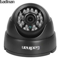 1 3 CMOS 1000TVL IR CUT Night Vision Dome CCTV Camera Home Security Surveillance High Quality