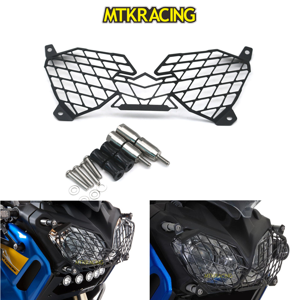 MTKRACING для Yamaha xt1200z XT 1200 Z Супер Tenere 2010-2018 мотоциклетные модификации фар решетка охранник протектор крышки