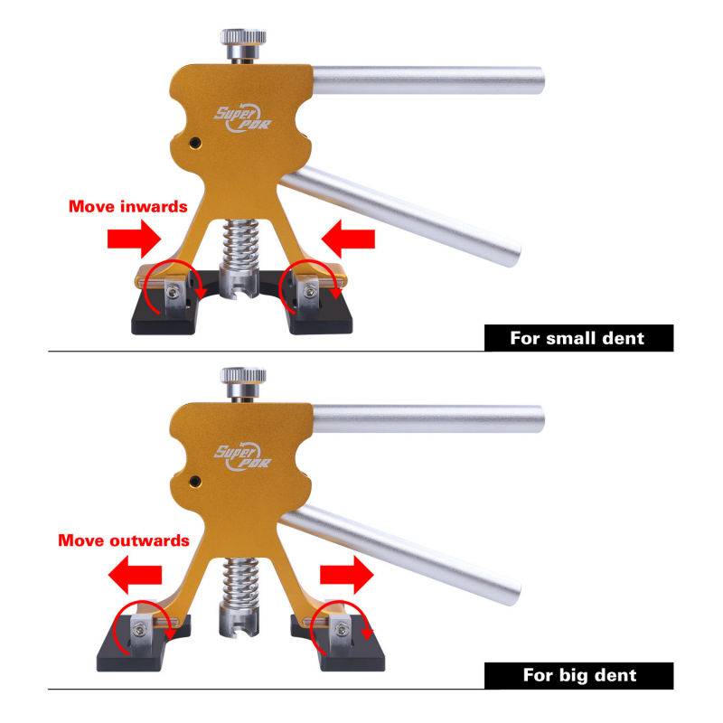 Herramientas PDR Herramienta de reparación de abolladuras sin - Juegos de herramientas - foto 3