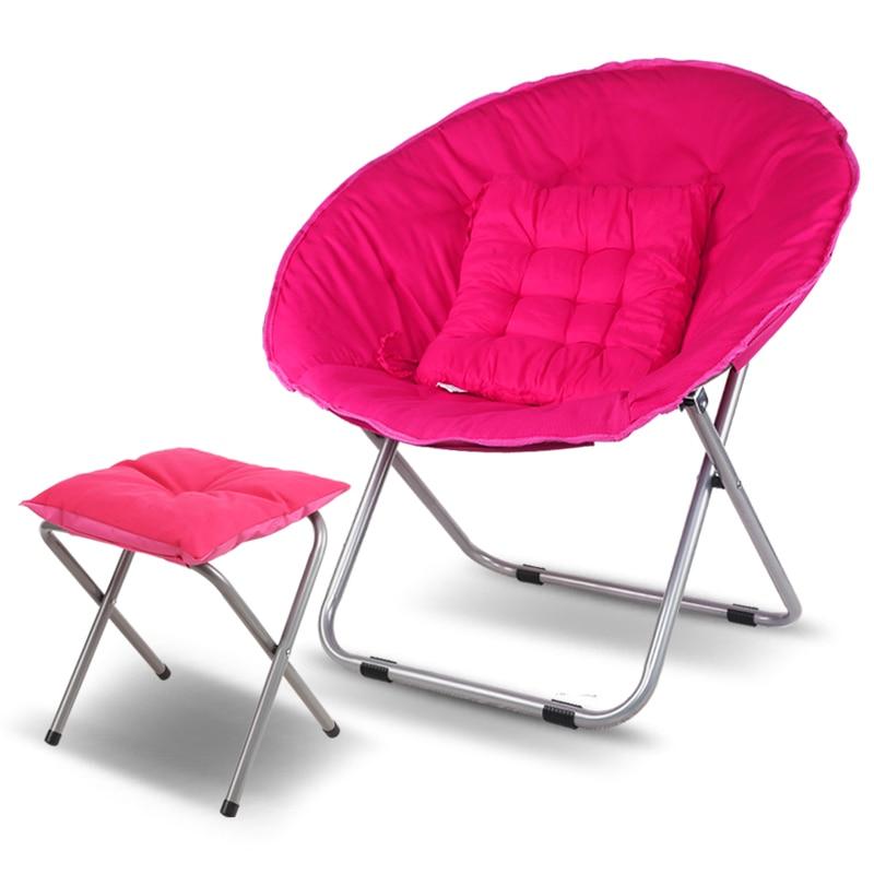 Camping Relax Stoelen.Us 105 7 39 Off Sedie Da Pranzo Moderne Salon Meditacion Bedroom Floor Relax Stoel Sillas Modernas Sillon Cadeira Fauteuil Meditation Chair In