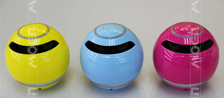 Bluetooth Speaker Juhtmeta käed vaba helistamine FM TF kaardi - Kaasaskantav audio ja video - Foto 1