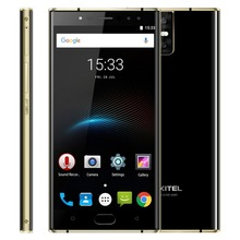 Продажа Oukitel k3 мобильного телефона mt6750t Octa core 4 ГБ + 64 ГБ 5.5 «двойной 2.5D Экран 6000 мАч 4 камеры 16mp + 2mp спереди отпечатков пальцев Смартфон