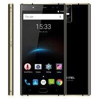 Oukitel K3 Mobile Phone MT6750T Octa Core 4GB+64GB 5.5 Dual 2.5D Screen 6000mAh 4 Cameras 16MP+2MP Front Fingerprint Smartphone