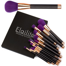 ФОТО 2018 makeup brushes synthetic make up brush set tools kit professional cosmetics