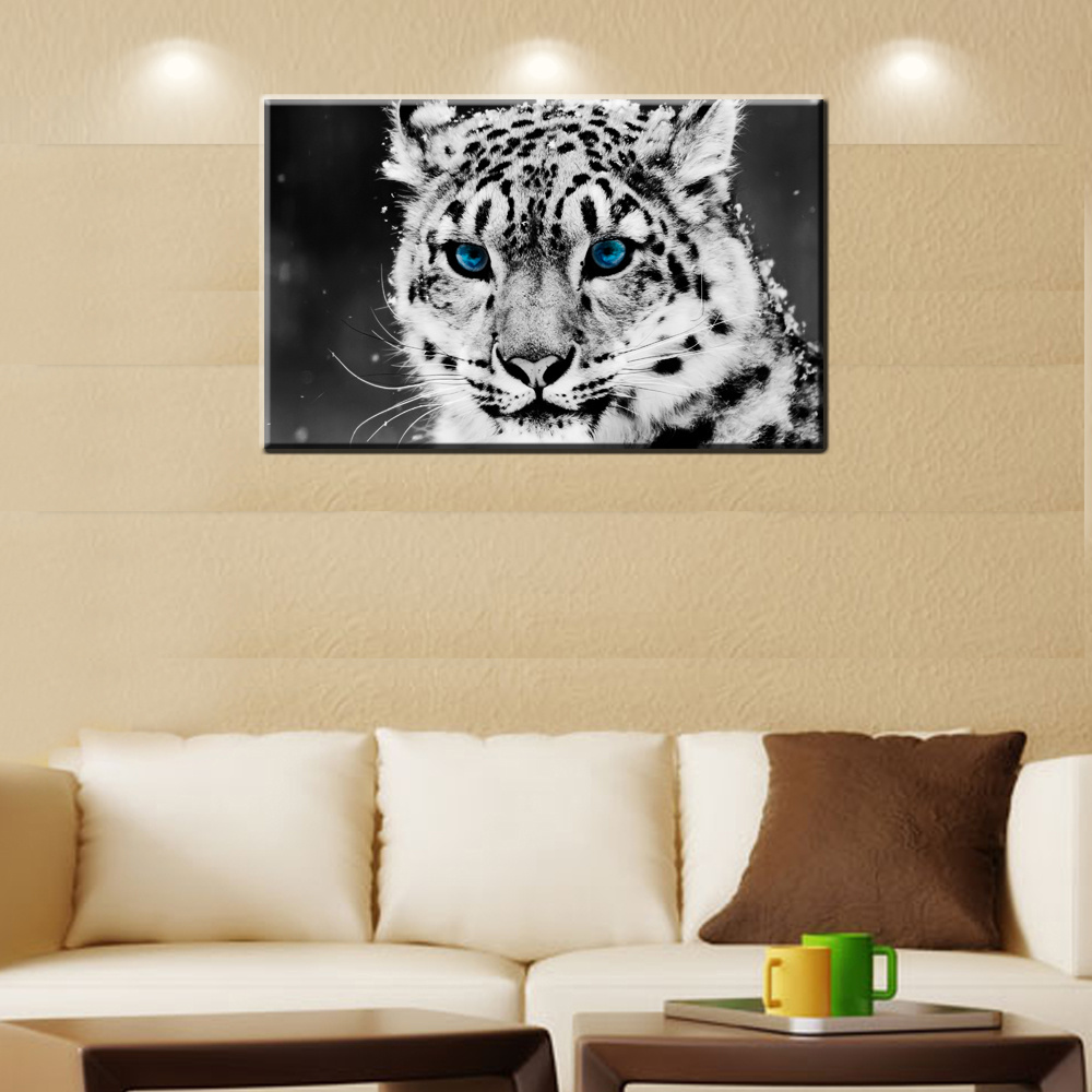 Unusual Leopard Print Wall Art Pictures Inspiration - The Wall Art ...