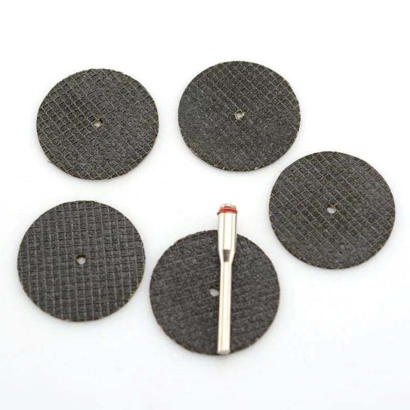 55pcs disco da taglio diamantato levigatura mola circolare sega - Utensili abrasivi - Fotografia 4
