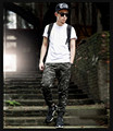 Pants runners, joggers Skinny Chinos, Men of military camouflage, casual pants, sweat pants, men trousers Camo Gymshark