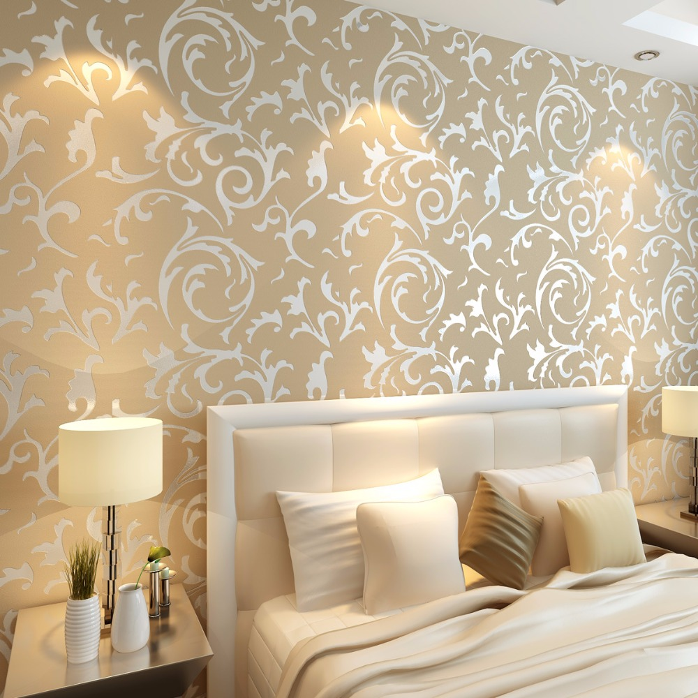 Colomac 3d stereo non-woven wall roll paper modern minimalist lines  living room bedroom dormitory tv background wallpaper