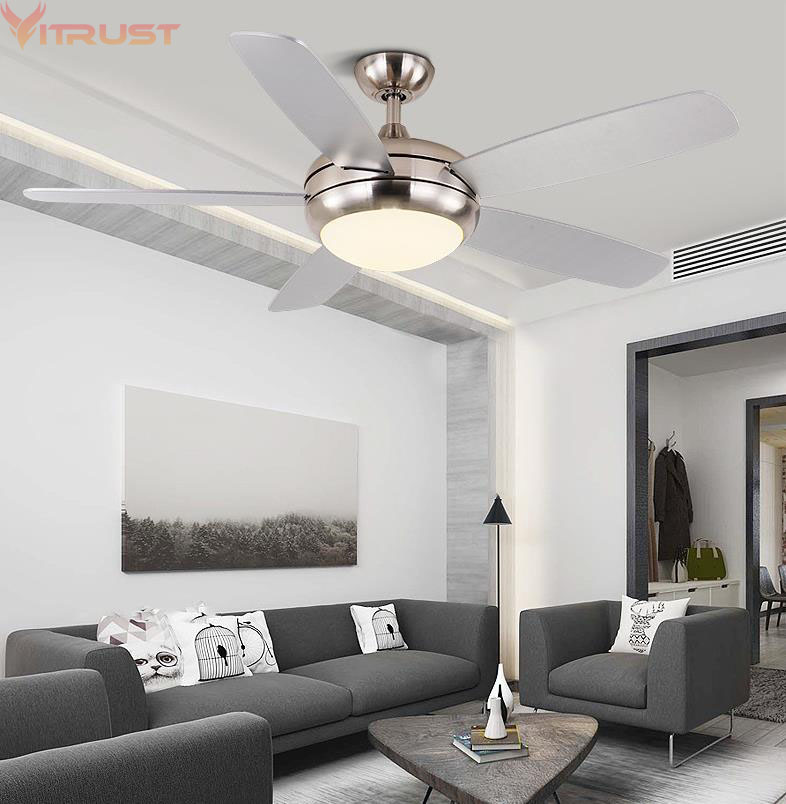Ceiling Lights & Fans Lights & Lighting Frank Modern Led Ceiling Fan Lights Remote Controller Ventilateur Plafond Lumiere Wood Leaf Dining Living Room Bedroom Nordic Lamps To Adopt Advanced Technology