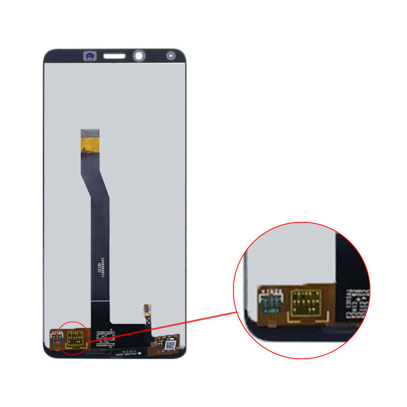 100 Tested LCD display For Xiaomi Redmi 6A 5 45 inch touch screen digitizer assembly For 100% Tested LCD display For Xiaomi Redmi 6A 5.45 inch touch screen digitizer assembly For Redmi 6 With Frame Free Shipping
