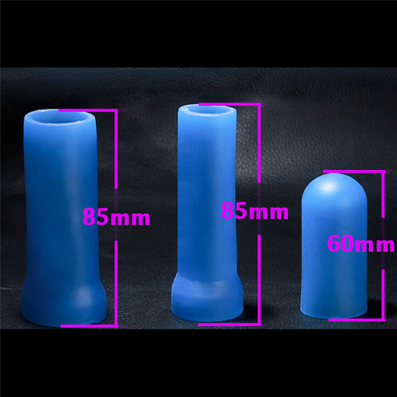 1PCS Penis Clamping Kit For Penis Enlargement/ Extender/Stretcher Replacement ,Comfort Silicone Sleeves For Vacuum Cup Extender