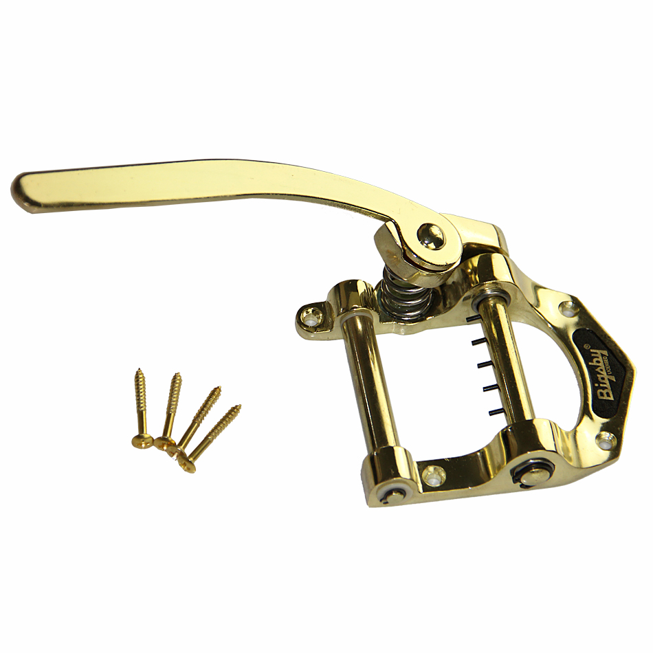Guitar Vibrato Tailpiece Tremolo Flat Top Body Tremolo Unit Vibrato Bridge for Tele SG LP ETC Electric Guitars Gold антенны телевизионные ritmix антенна телевизионная