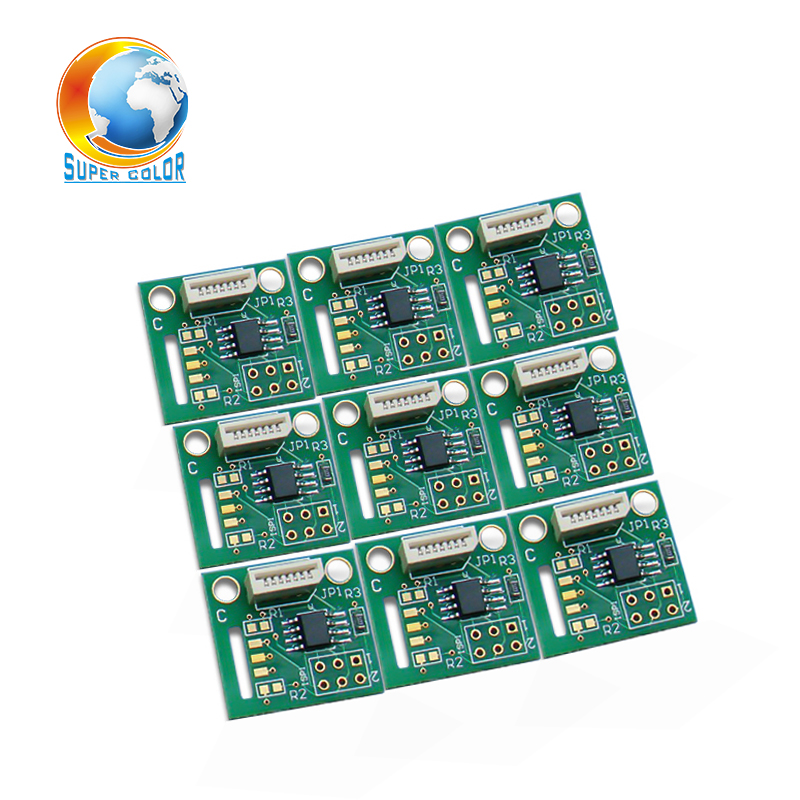 Free Shipping High Quality For EPSON Pro 3890 Cartridge Chip Decoder------9 Colors недорого