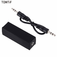 Tomtif Audio Cable 3.5 Jack Noise Filter for Computer Speaker Car Aux