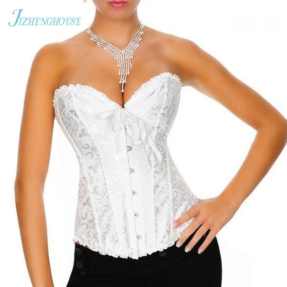 JIZHENGHOUSE Wholesale Womens Body Shaper Tummy Waist Trainer Cincher Underbust Corset Shapewear Clothing