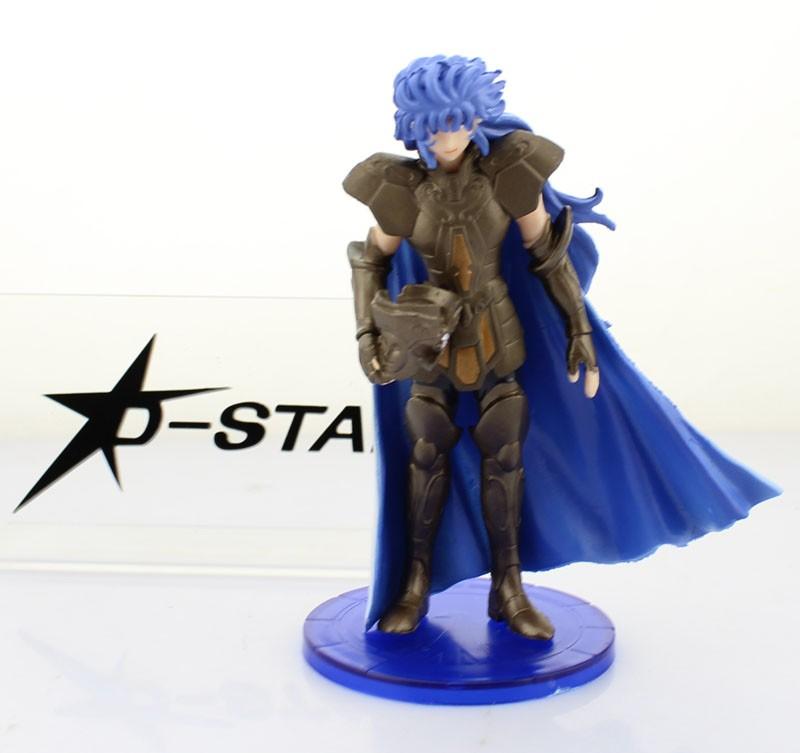 """бесплатная доставка 5 """" аниме Санкт seiya hyoga улицах Тель благо 2-й пвх фигурку коллекция модель игрушки"""