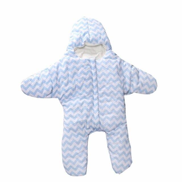 Cartoon Winter Bedding Warm Pretty Sleepsacks Shark Sleeping Bags Newborn Baby Carriage Cotton Soft Sleepsacks #1356