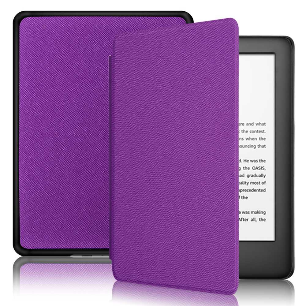 """Case For Amazon Kindle 2019 For Amazon All-new Kindle 6"""" E-book Reader Flip Leather Wake&Sleep Smart Cover"""