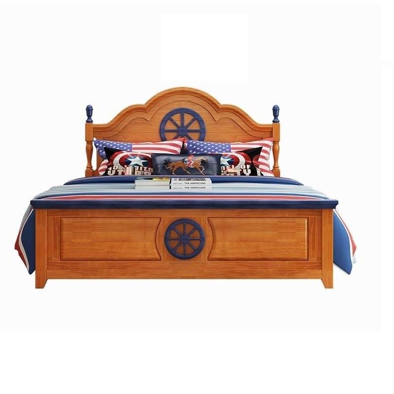 Mobilya Cama Infantiles Puff Asiento Kinderbedden деревянная спальня горит Enfant Muebles De Dormitorio деревянная детская мебель кровать