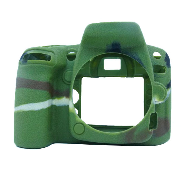 DSLR Camera Video Bag Soft Silicon Rubber Protection Case for Nikon D90 Digital Camera Accessories ...