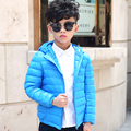 Multicolour Boys Winter Warm down Children's Suits New 2015 Baby Boys White Duck down Suits Coat Fashion Kids Brand Clothing