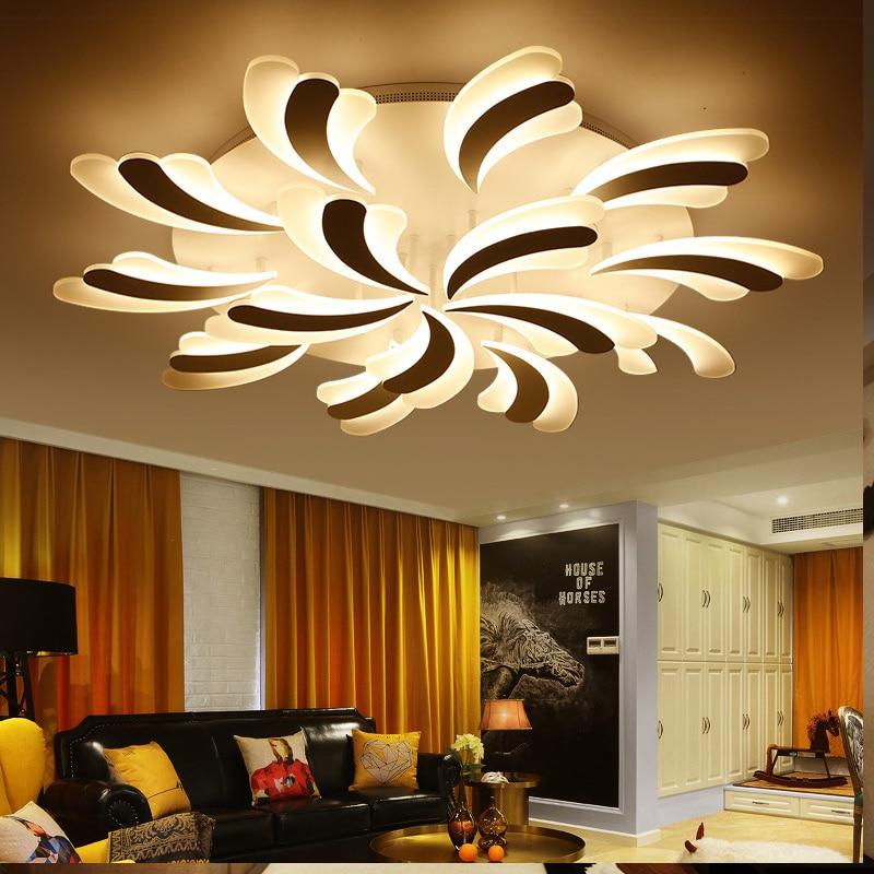 Modern Chandelier lighting luminaire lights Fixtures bed dining room restaurant lustres Chandeliers lamp цена