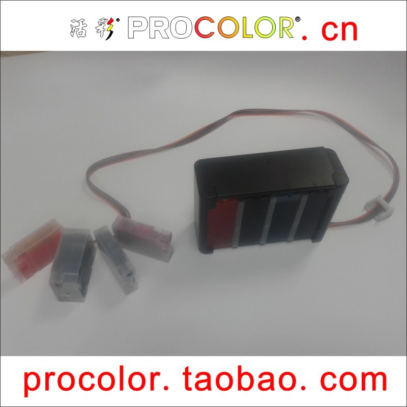 цены PROCOLOR newest 2015 hot PGI-2600 PGI-2600XL BK C M Y CISS for CANON MAXIFY iB4060 iB 4060 MB 5060 5360  MB5060 MB5360