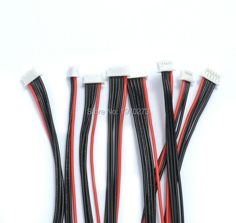 8pcs 20cm 4P/5P/6P APM 2.6 Flight Control Cable (DF13 series connector)