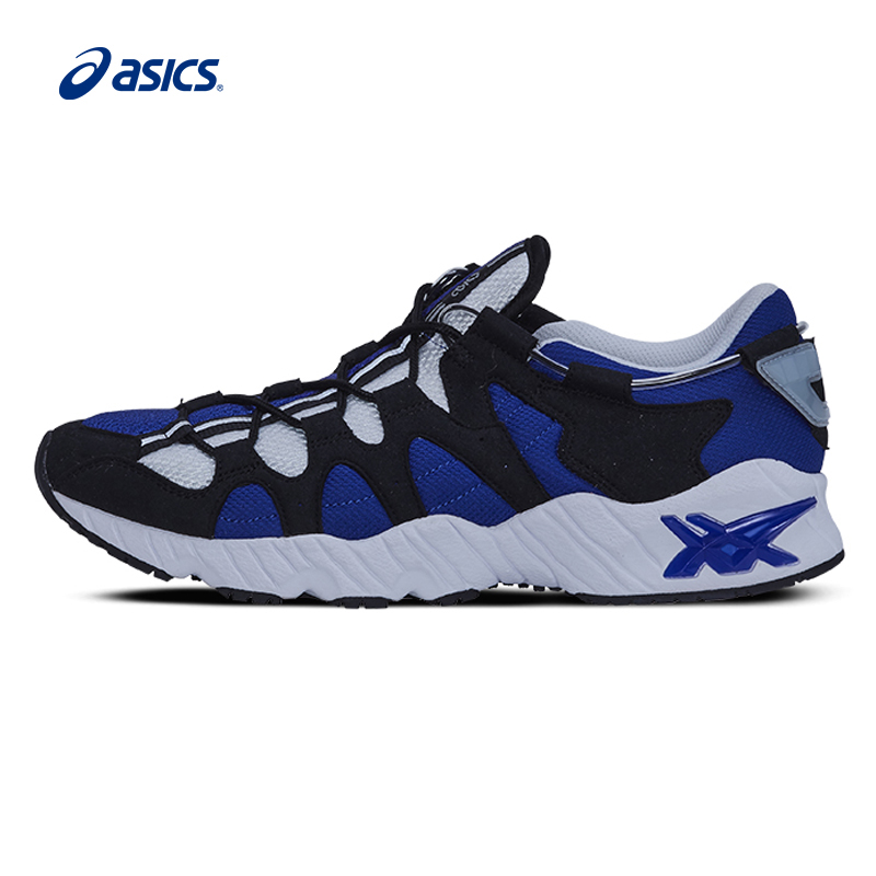 Original ASICS Men Shoes Breathable Cushioning Running Shoes Low-Top Leisure Sports Shoes Sneakers Comfortable Outdoor Athletic original asics men shoes cushioning breathable running shoe leisure retro sports shoes anti slippery sneakers