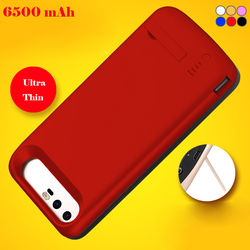 6500 mAh Battery Case For Huawei Honor 9 Power Cover For Huawei Honor 9 Backup Stand Smart USB Charger Ultra Thin Capa Fundas