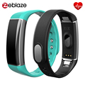 Original Zeblaze ZeBand Bluetooth4.0 Smart Wristband Heart Rate Monitor Smart Bracelet Fitness Tracker Smartband for Android IOS