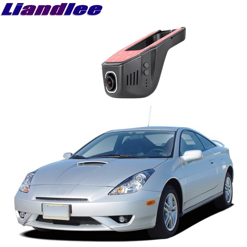 Liandlee For Toyota Celica T230 1999~2006 Car Black Box WiFi DVR Dash Camera Driving Video Recorder автоброня 111 05761 1 toyota celica 1993 1999 2 0