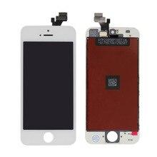 Класс AAA экран ЖК-дисплей для iPhone 4 4S 5 5S 5C дисплей сенсорный экран Замена Pantalla с дигитайзер сборка Замена