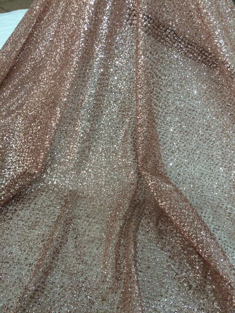5 yard/lot africain paillettes dentelle tissu Cyndi 1010285 brodé tulle dentelle avec paillettes collées pour robe de soirée-in Dentelle from Maison & Animalerie    1