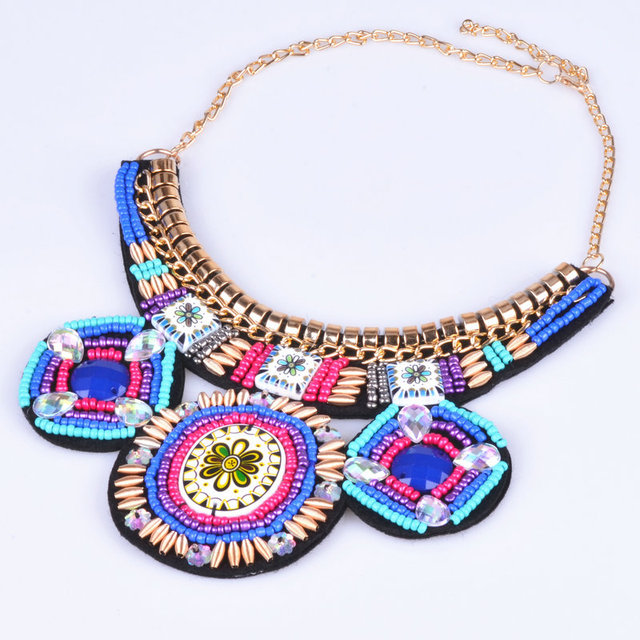 Handmade Native Necklace Better Future