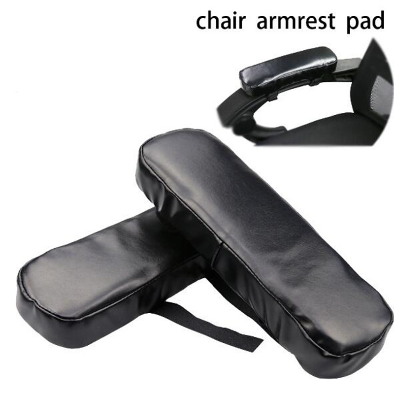2pcs Chair Armrest Pads For Office Chair Soft Elbow Pillows Pads Protector Long Arm Sleeve Elbow Brace Patches Rest Cushion Wide Varieties Furniture